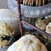 Fall Junkers Unite with a Junky Fall Porch Display, a Pin Board and a Link Up!!