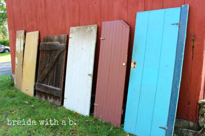 Shut The Barn Door If Only You Had A Barn Door To Shut Breida
