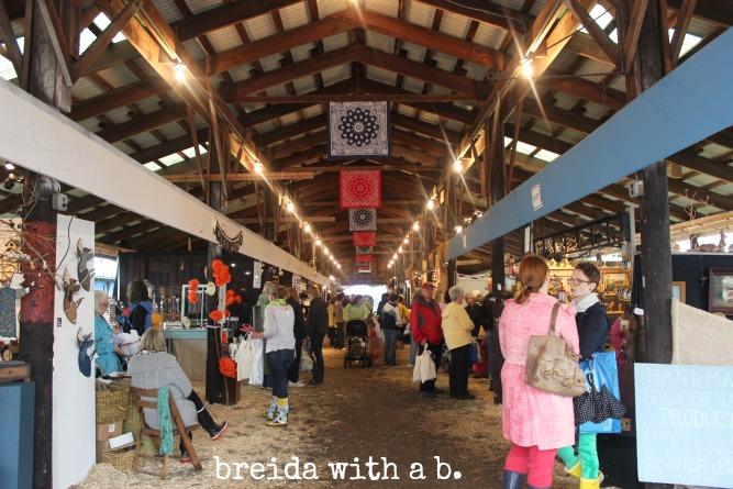country living magazine fair part 2 breida with a b